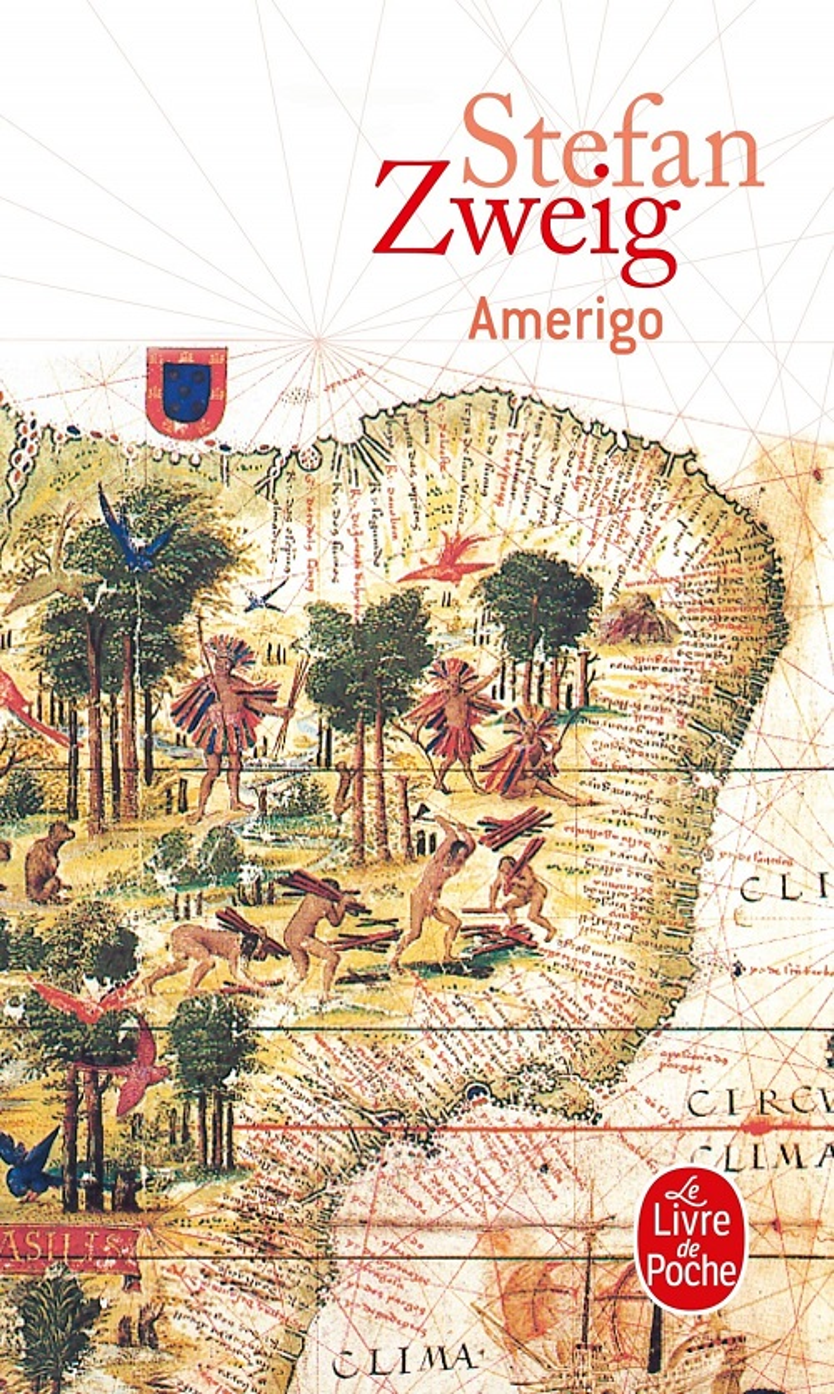 STEFAN ZWEIG - Amerigo, Récit d'une Erreur Historique