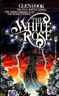 GLEN COOK - The White Rose