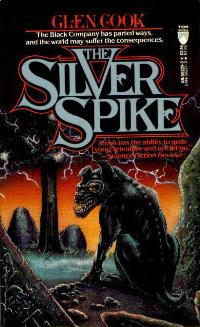 GLEN COOK - The Silver Spike