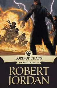 ROBERT JORDAN - Lord of Chaos