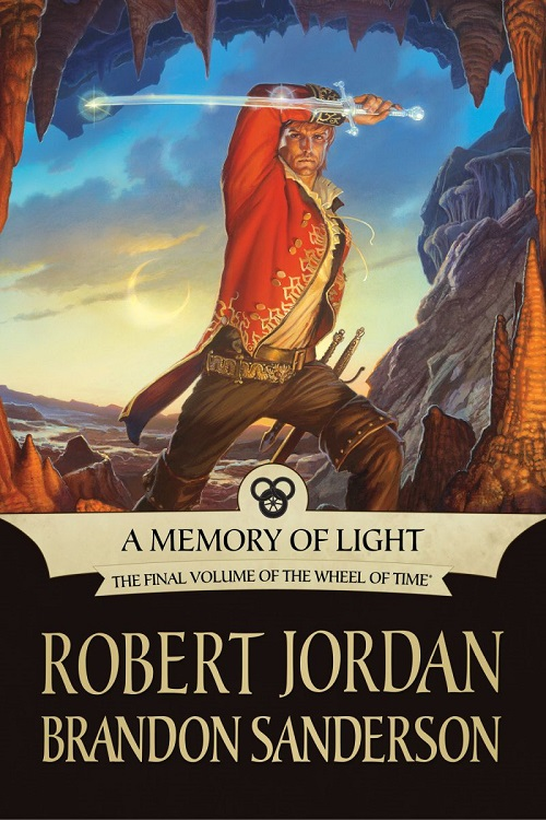 ROBERT JORDAN & BRANDON SANDERSON - A Memory of Light