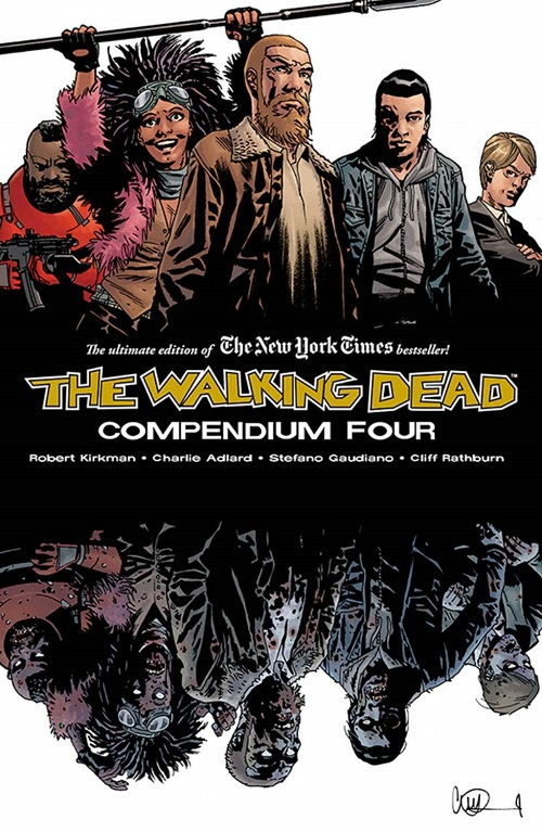 ROBERT KIRKMAN - The Walking Dead: Compendium Four