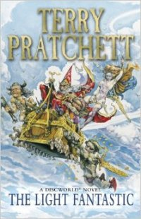 TERRY PRATCHETT - The Light Fantastic