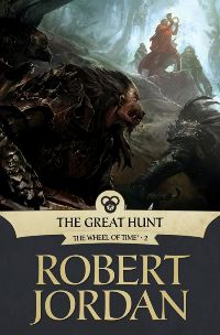 ROBERT JORDAN - The Great Hunt