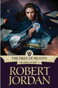ROBERT JORDAN - The Fires of Heaven