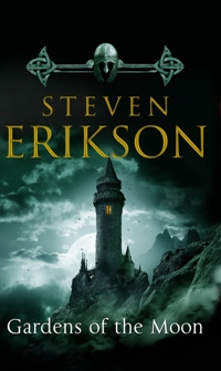 STEVEN ERIKSON - Gardens of the Moon