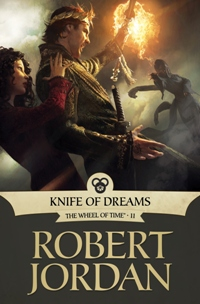 ROBERT JORDAN - Knife of Dreams
