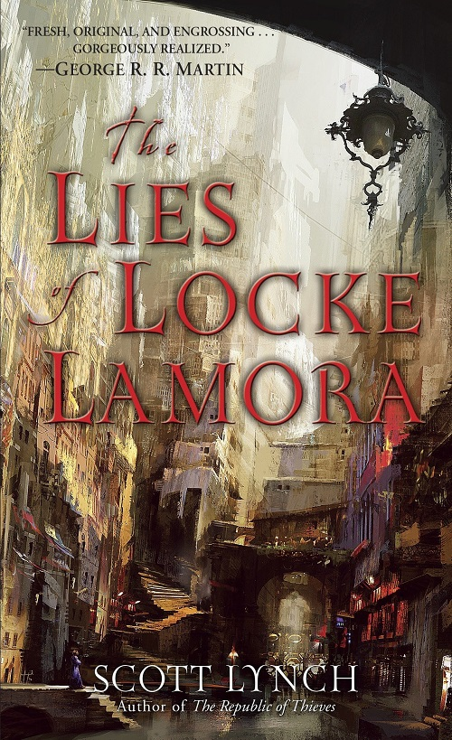 SCOTT LYNCH - The Lies of Locke Lamora
