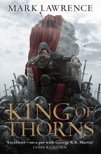 MARK LAWRENCE - King of Thorns