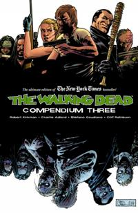 ROBERT KIRKMAN - The Walking Dead: Compendium Three